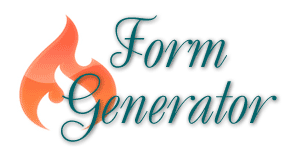 ci form generator