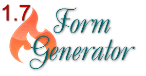 codeigniter form generator 1.7