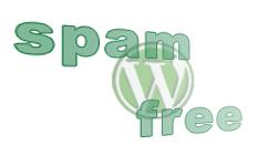 wordpress spamfree
