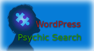 wordpress psychic search
