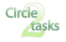 circle tasks logo