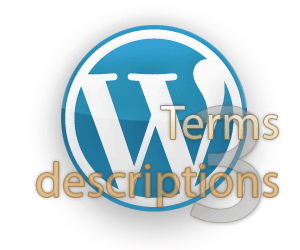 wp terms descriptions 3 logo