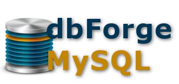 dbforge mysql